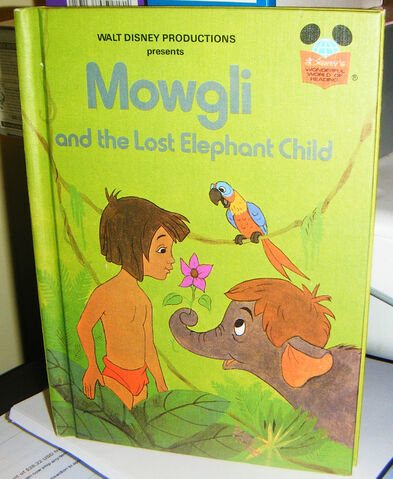 File:Mowgli and the lost elephant child.JPG