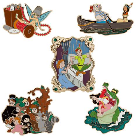 File:Peter Pan pin collection.jpg