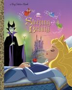 Sleeping Beauty Big Golden Book