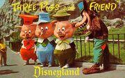ThreeLittlePigs1961Disneyland