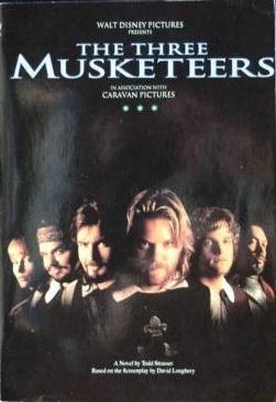 File:Three Musketeers Book.jpg