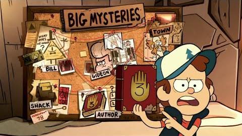 Gravity Falls - Season 2 - SDCC Trailer