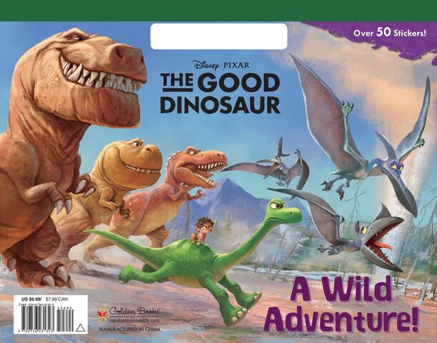 File:The Good Dinosaur A Wild Adventure!.jpg