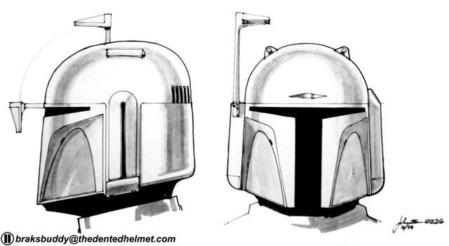 File:Boba Fett Concept Helmet.jpg