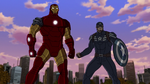 Cap and Iron Man AA 06