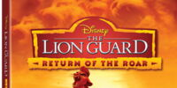 The Lion Guard videography