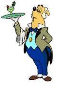 Duckworth waiter