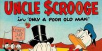 Uncle Scrooge/Cover Gallery