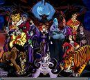 Elenco dei Cattivi Disney