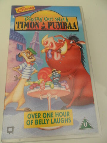 File:Dining Out with Timon & Pumbaa VHS.jpg