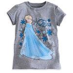 Elsa Tee for Girls - Frozen
