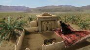 Once Upon a Time - 6x01 - The Savior - Jafar on Carpet
