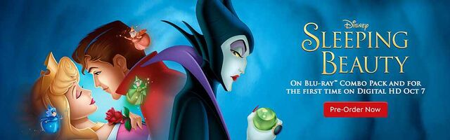 File:Sleeping Beauty On Blu-Ray Combo Pack and For The First Time On Digital HD Oct 7 Banner.jpg