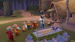 Snow white in kingdom hearts