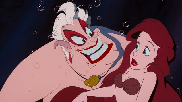 File:The Little Mermaid - Poor Unfortunate Souls - Ursula and Ariel - Make Your Choice!.jpg