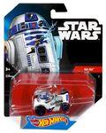 CGW37 Hot Wheels Star Wars Character Car R2 D2 XXX