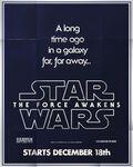 Force Awakens Retro Poster 01