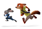 Judy and Nick Run