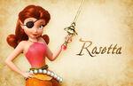 Rosetta-Pirate Fairy