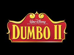 Dumbo II title card