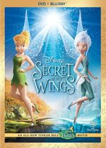 Secret of the Wings DVD and Blu-ray
