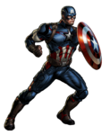 Marvel avengers alliance 2 captain america