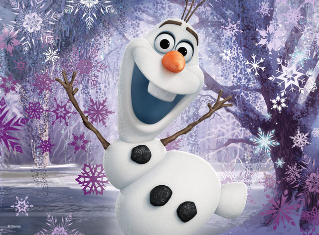 File:Frozen Olaf Wallpaper.jpg