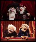 Gravity Falls and Muppets