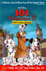 101 dalmations 2 video release