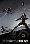 Civil War IMAX AMC Poster 02