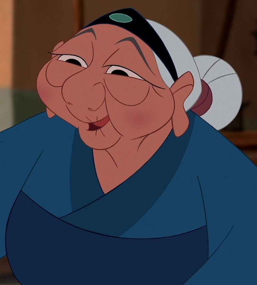Grandmother Fa Disney Wiki Fandom Powered By Wikia