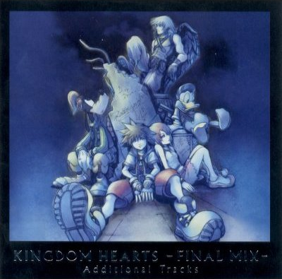 File:Kingdom Hearts Final Mix - Additional Tracks Cover.png