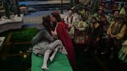 Once Upon a Time - 5x18 - Ruby Slippers - Ruby Dorothy Kiss