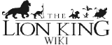 File:The Lion King Wiki-wordmark.png