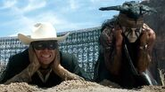 The Lone Ranger Hammer-Depp