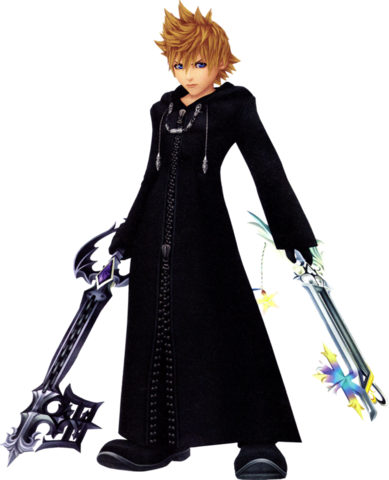 File:Roxas (Oathkeeper and Oblivion) KHII.png