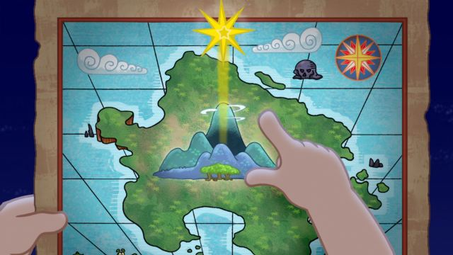 File:The Never Star on Cubby's Map.jpg