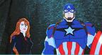 Captain America AUR 96