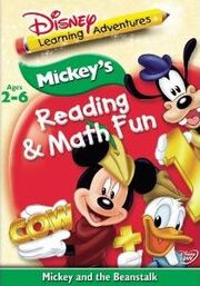 Disney Learning Adventures Mickey and the Beanstalk