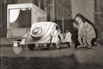 Cruella's Car production 7