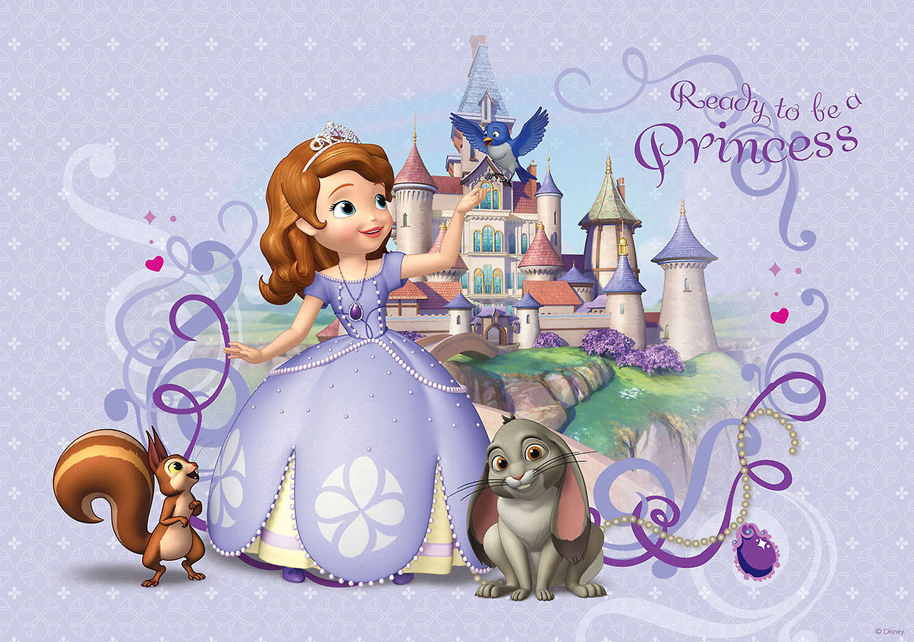 Image  Sofia the First Ready to Be a Princess Wallpaperjpg