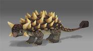 Dino World concept 1