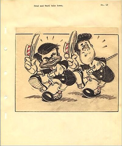 File:Disney's Mickey Mouse - The Nifty Nineties - Storyboard - 7.jpg