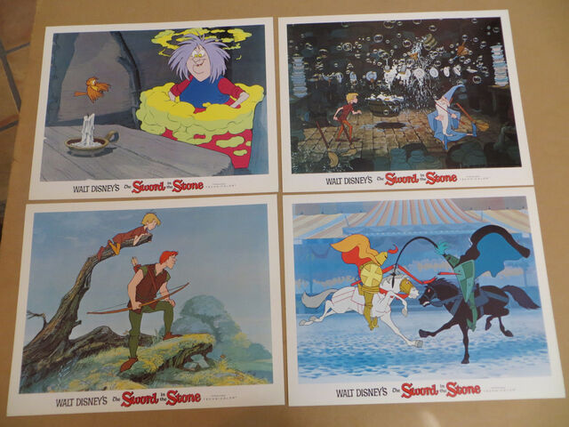 File:The sword in the stone 4 lobby cards.jpg