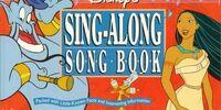 Disney's Sing-Along Song Book
