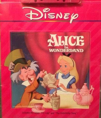 File:Alice in Wonderland Disney Read Along 2nd Cassette.JPG