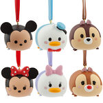 Mickey and Friends Tsum Tsum Ornaments