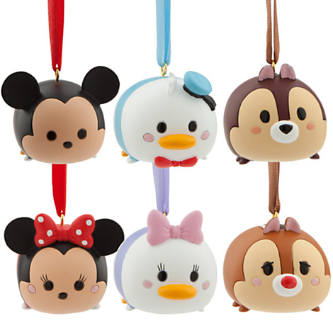 File:Mickey and Friends Tsum Tsum Ornaments.jpg