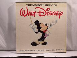 The Magical Music of Walt Disney