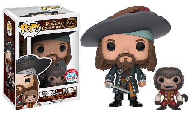 File:Funko Pop Vinyl - Pirates of the Caribbean - Barbossa with Monkey.jpg